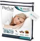 Perlux with TENCEL Hypoallergenic Bed Bug Proof Waterproof Pillow Protectors (2)