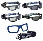 Bolle BAXTER Safety Glasses Goggles - Anti Mist & Scratch - Various Lens