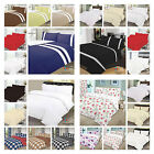Super King Luxury Duvet Cover Quilt Cover Bedding Set With 2 Pillow Case