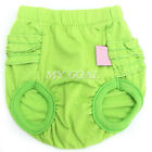 Female Pet Puppy Dog Briefs Hygiene Sanitary Menstrual Pants Underwear Diaper