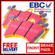EBC YELLOWSTUFF FRONT BRAKE PADS MORGAN AERO 8 4.4 00-04