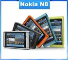 "Fashionable Nokia N8 Smartphone 3G 12MP GPS WIFI 16GB 3.5"" Touch Screen Original"
