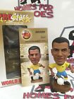 CORINTHIAN PROSTARS BRAZIL JAIZINHO CG260 GOLD BASE NEW IN WINDOW BOX
