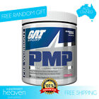 GAT PMP Pre Workout Peak Muscle Performance 30 Serves Nitraflex