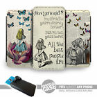 UNIVERSAL FIT Printed Phone Case Cover : Alice Illustration Designs