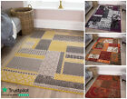 NEW Patchwork Patch Squares Patches Boho Modern Bedroom Living Room Carpet Rugs