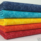 MODA Swirls Bright basic 5 piece bundles 100% premium cotton fabrics