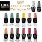 OPI GEL WASHINGTON DC NEW COLLECTION Nail Gel Colour Polish