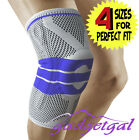 Contoured Full Knee Medial & Patella Support Brace Superb Comfort M, L, XL, XXL