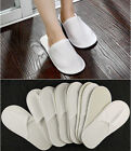 Wholesale 1-100pairs Women Hotel Disposable Slippers For Travel Salon Party SPA