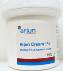 Arjun Cream 1%,Menthol in aqueous cream,CHOOSE PACK SIZE