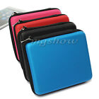 EVA Hard Protective Storage Case Cover Holder With Carry Handle For Nintendo 2DS