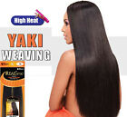 "Внешний вид - Straight Hair Weave Extension Yaki Heat Resistant Synthetic 20""/30"" Bijoux"