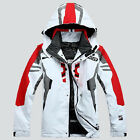 Men 6Color Men's warm  Hiking ski suit Jacket Waterproof Coat snowboard Clothing