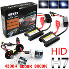 35W/55W HID Xenon Conversion KIT Headlights Slim Ballast  H7 4300/6000/8000K