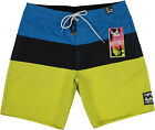 Billabong Tribong Re-issue Boardshorts Bright Blue