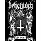 Behemoth  Bandiera - The Satanist