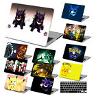 "Pokemon Go Game Paint Hard Case Cover  For Macbook Pro Air 11""13""15"" Retina 12"""