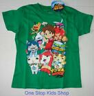 YO KAI WATCH Boys 4 5 6 7 Short Sleeve Tee SHIRT Top