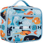 Wildkin Lunch Box 6 Colors Travel Cooler NEW
