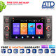 Car Radio SatNav For Ford Transit MK7 Bluetooth GPS Stereo Direct Fit Head Unit günstig