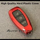 Red Key Cover for Ford Smart Remote Protector Case Fob 3 Button Shell Hull 39fr