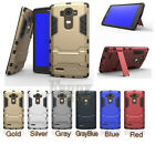 Dual-Layer Armor Ultra Slim Heavy-Duty Case Cover for LG G4, H818/LA991/VS986