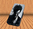 The Joker for Leather Flip iPhone And Samsung Galaxy Hard Case Cover
