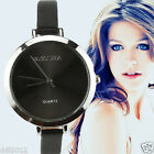 Fashion Simple Women Watches Ladies Leather Strap Quartz Analog Wrist Watch Gift