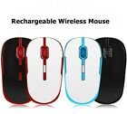 Hot Sale 2000DPI Azzor N6 2.4Ghz Optical Wireless Rechargeable USB Mouse