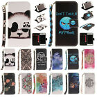 NEW  Leather Smart Patter Magnetic Cover Case & Card Slot for Apple iPod Touch 5