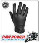 Richa Brooklyn Motorcycle Motorbike Glove - Black