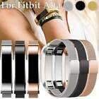 luxury Milanese Stainless Metal Mesh Watch Band Strap Bracelet For Fitbit Alta
