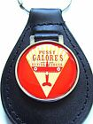 JAMES BOND 007 PUSSY GALORE'S FLYING CIRCUS KEY FOB KEYFOB KEYRING GIFT $7.22 USD