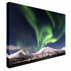 A tale of the northern lights Canvas Wall Art prints high quality