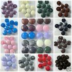 5 leather look football coat jacket buttons red blue green cream lilac  23mm