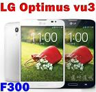 F300 Original LG Optimus Vu 3 III F300L Android WIFI GPS 5.2 13.0MP Camera
