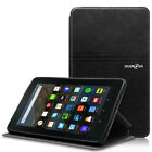 """Folio Magnetic Leather Cover Case For Amazon Kindle Fire 7"""" 2015 5th Generation"""