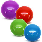 Yes4all Toning Ball Premium Yoga Exercise Soft Gym Therapy Workout Weighted image