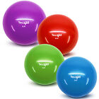 Yes4all Premium Toning Ball Yoga Exercise Soft Gym Therapy Workout Weighted image