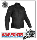 Richa LADIES Biarritz Motorcycle Motorbike Jacket - Black