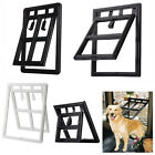 2 Way Magnet Pet Screen Door Dog Puppy Cat Pet Flap Door Patio Window S M L XL