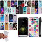 For LG G5 H850 VS987 Cute Design TPU SILICONE Rubber Soft Case Phone Cover + Pen