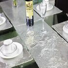 1/5/10/20pc Sparkly Sequin Table Runner For Wedding Party Anniversary Home Decor
