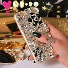 Hot Luxury Bling Jewelled Crystal Diamonds Rhinestone Case Cover for Cell Phones