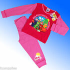 Girls Official Genuine Teletubbies Eh Oh Pyjamas Age 12 Months 1 2 3 4 Years