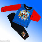 Boys Official Genuine Paw Patrol Pyjamas Yelp 4 Help Age 18 Months 2 3 4 5 Years
