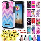 multi cases - For Motorola Droid Turbo 2 Shockproof Rubber Hybrid Armor Case Protective Cover