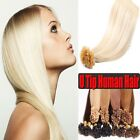 CLEARANCE!!! Real Soft Nail U Tip Keratin Glue Remy Human Hair Extensions Y469