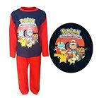 Boys official Pokemon Gotta catch Em all character pyjama set age 4-10 years